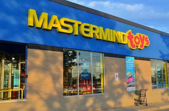 Where is Mastermind Toys